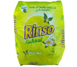 DETERGENTE RINSO NATURAL (1KG)