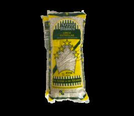 2 PACK ARROZ BLANCO CINCO ESTRELLAS (1 LB)