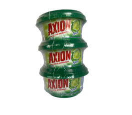 3PACK AXION LIMON (235 GR)