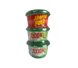 3PACK AXION VERDE (425 GR)