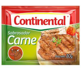 4 Pack Consome CONTINENTAL Carne (10gr)