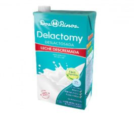 LECHE DELACTOMY LIQUIDA Descremada (1000 ML)