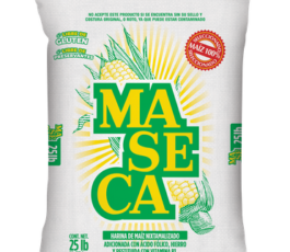 HARINA DE MAIZ MASECA (25 LB)