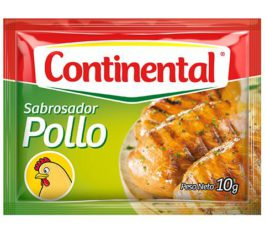 4 Pack Consome CONTINENTAL Pollo (10gr)