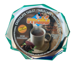 TABLILLA DE CHOCOLATE MALU (7.0 OZ)