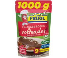 FRIJOLES ROJOS VOLTEADOS DON FRIJOL (1000g)