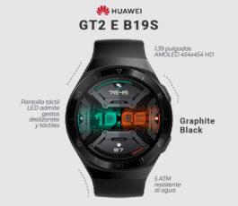 Huawei – GT2 E B19S- Smart watch – 55025199