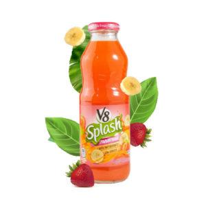 v8-strawberry banana